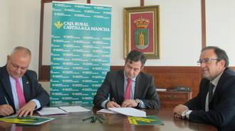 El Ayuntamiento de Cabanillas suscribe con Caja Rural el préstamo que le permitirá ahorrar 150.000 euros anuales en intereses