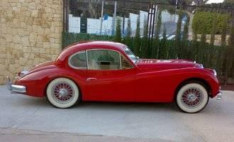 Los días 28 y 29 de marzo Sigüenza acogerá el I Encuentro Internacional de coches Jaguar