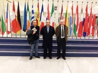 FCG viaja a Bruselas para conocer nuevos proyectos de desarrollo empresarial para Guadalajara