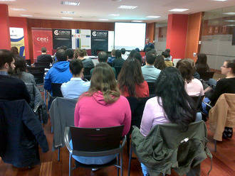 El Centro de Excelencia de Guadalajara acoge una jornada sobre marketing digital