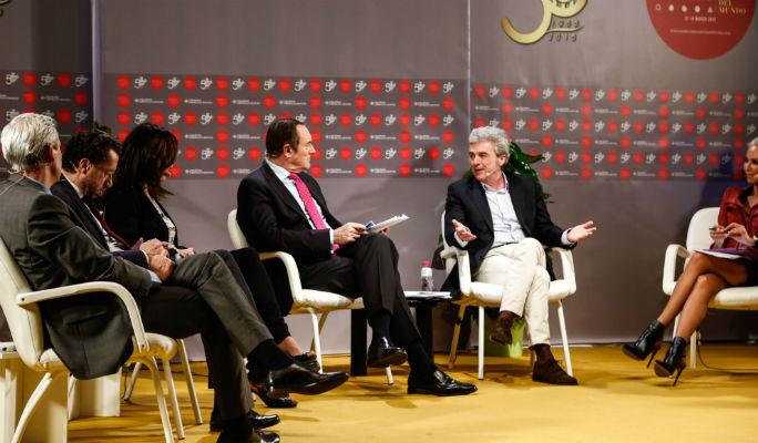 """Leandro Esteban afirma """"no tener la más mínima duda"""" de que García-Page pactará con Podemos, porque """"lo está diciendo de manera abierta"""""""
