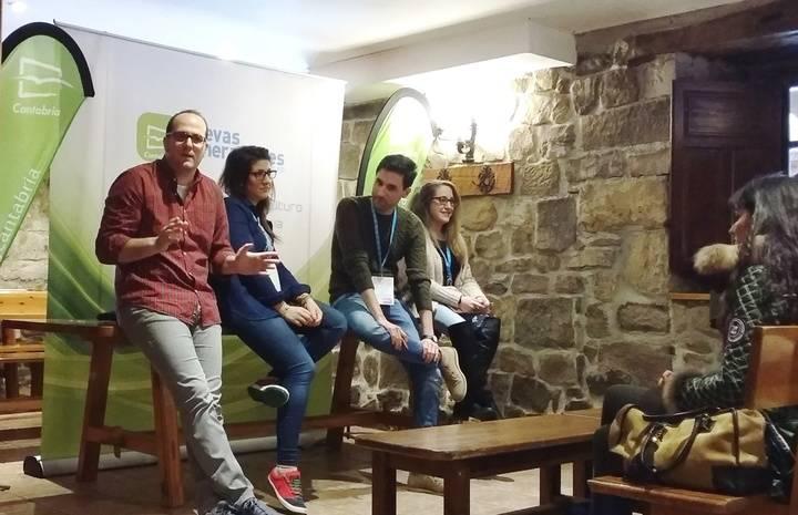 Representantes de NN GG Guadalajara participan en Cantabria en unas jornadas de formación