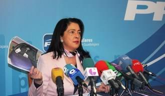 """Agudo: """"Hoy todos los políticos del PP de Azuqueca de Henares, Guadalajara, Castilla-La Mancha y España somos David Lapeña y su familia es nuestra familia"""""""