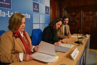 Novillo destaca la importancia de la coordinación entre administraciones para luchar contra la violencia de género
