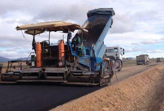 Aprobada una inversión próxima a los 5,6 millones de euros para arreglar ocho carreteras