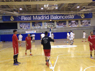 El Real Madrid EBA se impone al Alza Basket Azuqueca en un partido sin historia