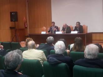 Antonio Román inaugura el XIX Encuentro Anual de la Sociedad de Pediatría de Madrid y Castilla-La Mancha que acoge Guadalajara