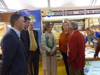 Soriano anuncia en Guadalajara nuevas ayudas de 2,6 millones de euros para la apicultura
