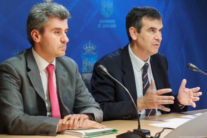 El Ayuntamiento de Guadalajara obtiene superávit por octavo año consecutivo