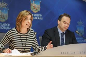 El Ayuntamiento de Guadalajara presenta una nueva línea de ayudas para el fomento del empleo local