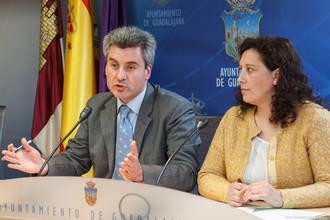 El Ayuntamiento de Guadalajara someterá a aprobación una modificación de crédito por importe de 690.600 euros