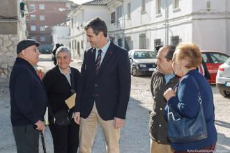 El Ayuntamiento emprenderá la reforma integral de un espacio degradado de la Colonia Sanz Vázquez