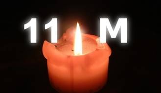 Comunicado institucional con motivo del aniversario de los atentados del 11-M