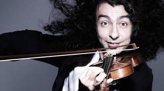 Agotadas las entradas para el concierto de Ara Malikian en el Teatro Moderno