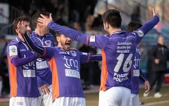 El Deportivo Guadalajara muestra su candidatura al ascenso