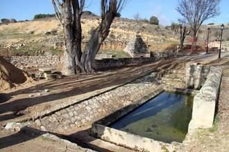 Fuentenovilla verá renovado el entorno de las Fuentes de abajo