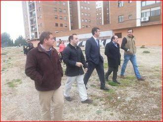 El Ayuntamiento recuperará el resto urbano situado en la trasera de Layna Serrano