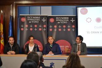 Soriano destaca que la II Cumbre Internacional del Vino impulsará la calidad y la diferenciación de los vinos de Guadalajara