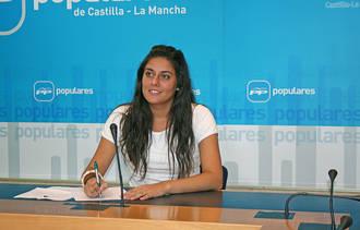 Beatriz Jiménez lamenta que el PSOE se oponga a una ley moderna, hecha por y para los deportistas, que recoge las demandas de la sociedad