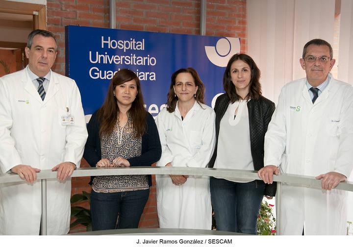 El Ministerio de Sanidad reconoce la buena práctica del Servicio de Reumatología y Atención Primaria de Guadalajara