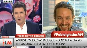 Bye, bye Cintora de Las mañanas de La Cuatro