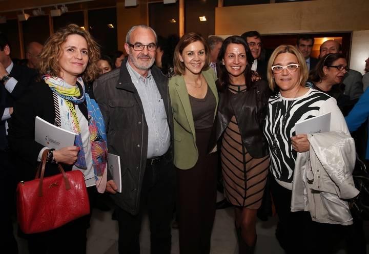 Cospedal presenta en Guadalajara el nuevo Plan de Atención a Enfermos Crónicos