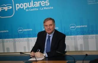 """Cañizares: """"Los cargos del PSOE en Podemos demuestran el pacto con el Partido Socialista de Page"""""""