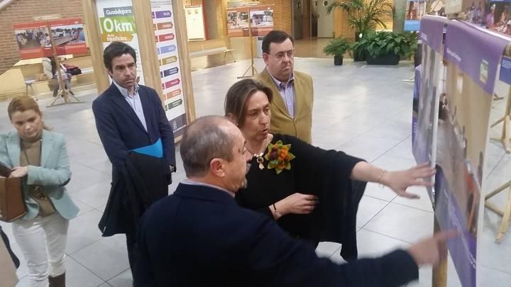 Una exposición muestra la importante ayuda de la Diputación en el desarrollo de proyectos de cooperación
