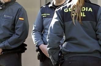 La Guardia Civil detiene a dos personas por tentativa de homicidio en Villanueva de la Torre