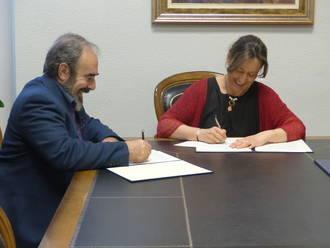 Guarinos sella el apoyo de la Diputación a iniciativas que impulsan el desarrollo de la zona de Molina