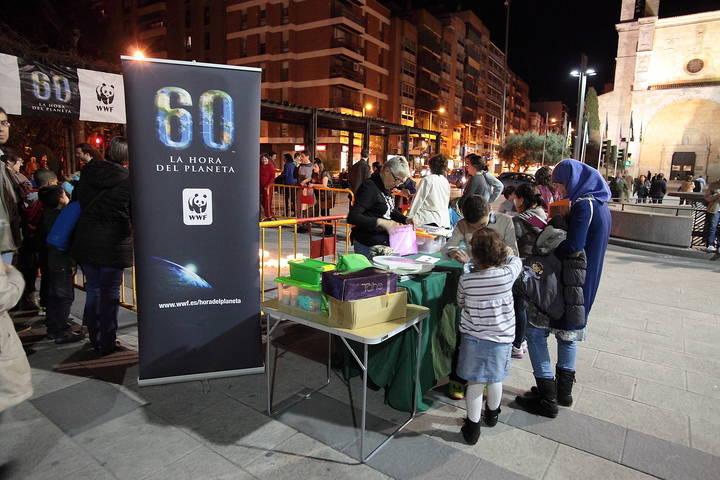 Guadalajara se sumó a la Hora Planeta (Foto: www.eduardobonillaruiz.com)