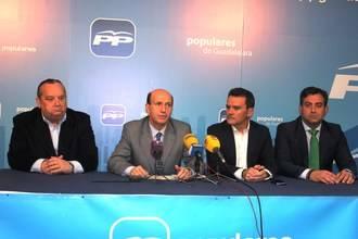 Juan Carlos Martín quiere ser alcalde de Alovera, Celada repetir en Cabanillas y Jose Luis González mantener El Casar
