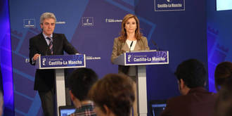 El Gobierno de Cospedal anuncia una inversión de 4 millones de euros para mejorar la carretera que une Peñalén con la CM-210