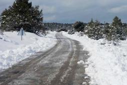 Atención, La provincia de Guadalajara en alerta amarilla este lunes por nieve