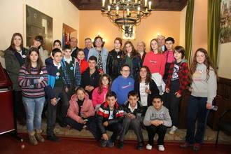 Cinco niños de diferentes edades se incorporaron este martes al Consejo Municipal de la Infancia de Sigüenza