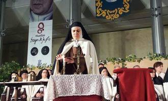 Pastrana subrayó el legado de Santa Teresa en la Villa Ducal el día en que se cumplen cinco siglos de su nacimiento