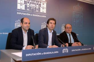 La Diputación ha destinado 110 millones de euros a la ejecución de 1.441 obras en toda la provincia