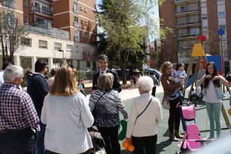 Los vecinos del entorno de la Constitución ya disfrutan del Parque de Las Torres