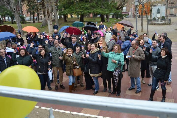 Apoyo institucional en el Día Mundial de Síndrome de Down