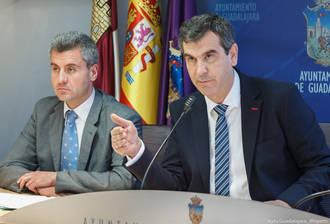 """Román: """"Cerramos el mandato con la mejor situación económica de la historia reciente del Ayuntamiento"""""""