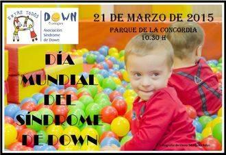 La Asociación Down Guadalajara celebra el Día Mundial del Síndrome de Down