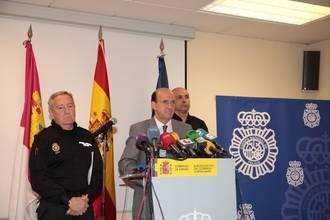 Una operación policial termina con la incautación de cuatro kilos de 'speed' y un matrimonio de 'cocineros' detenido