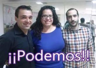 Una líder de Podemos va a votar a las primarias en su Audi Q7 valorado en 80.000 euros