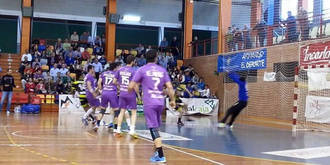El BM Guadalajara pone fin a la mala racha en Cuenca: 27-30