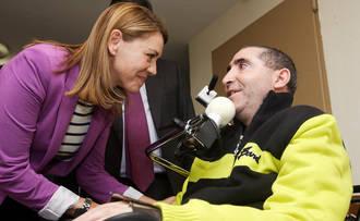 El Gobierno de Cospedal destina 9,5 millones para promover la integración laboral de personas discapacitadas en centros especiales de empleo