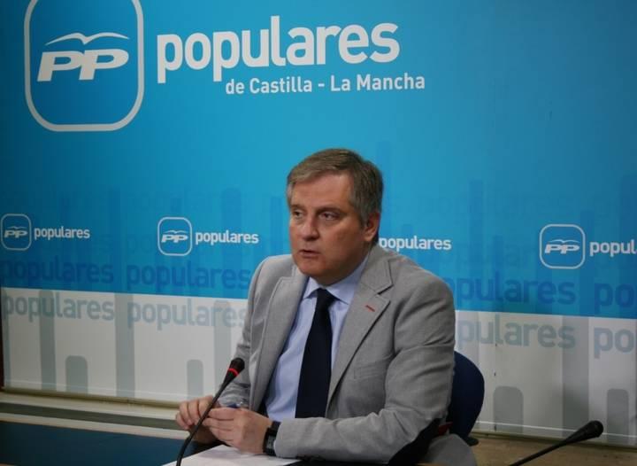 Cañizares destaca que Cospedal ha logrado que la buena marcha de la economía en Castilla-La Mancha se traduzca en más empleo y riqueza