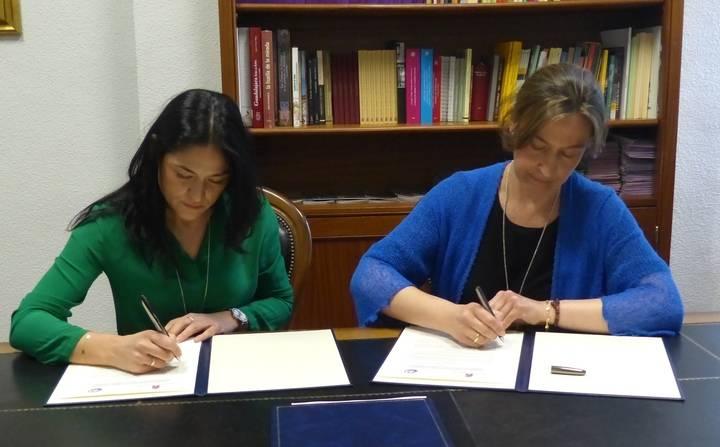 Diputación contribuye al mantenimiento de la actividad educativa de la Escuela de Idiomas de Sigüenza