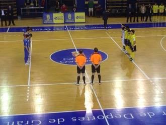 Set, partido y play-off para el Brihuega