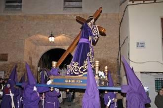 La pastranera Procesión del Calvario, cita ineludible de la Semana Santa alcarreña