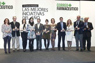 Correo Farmacéutico selecciona un estudio del Servicio de Farmacia del Hospital de Guadalajara como una de las mejores iniciativas de 2014